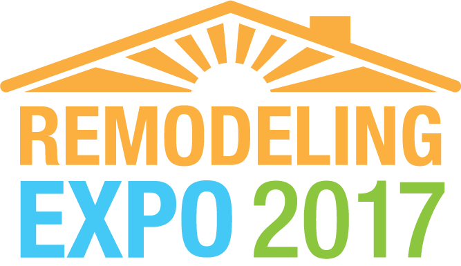 Remodeling expo 2017 logo